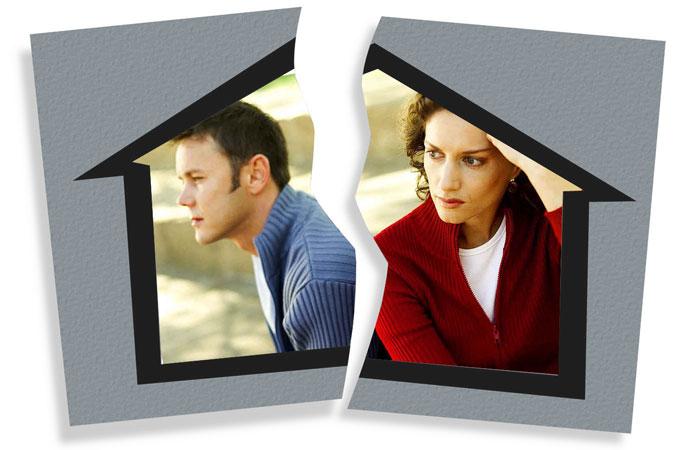 Развод супругов - психологическая травма для всех, кто вовлечён в эти события